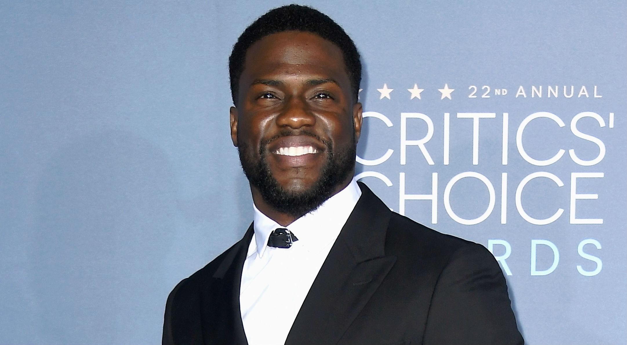 Kevin Hart at Target Center Super Bowl weekend