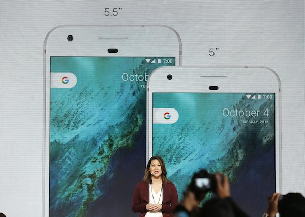 Google's Pixel 2 competes mightily with high-end Apple and Samsung phones