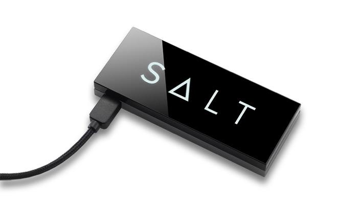 SALT KeepKey hardware wallet