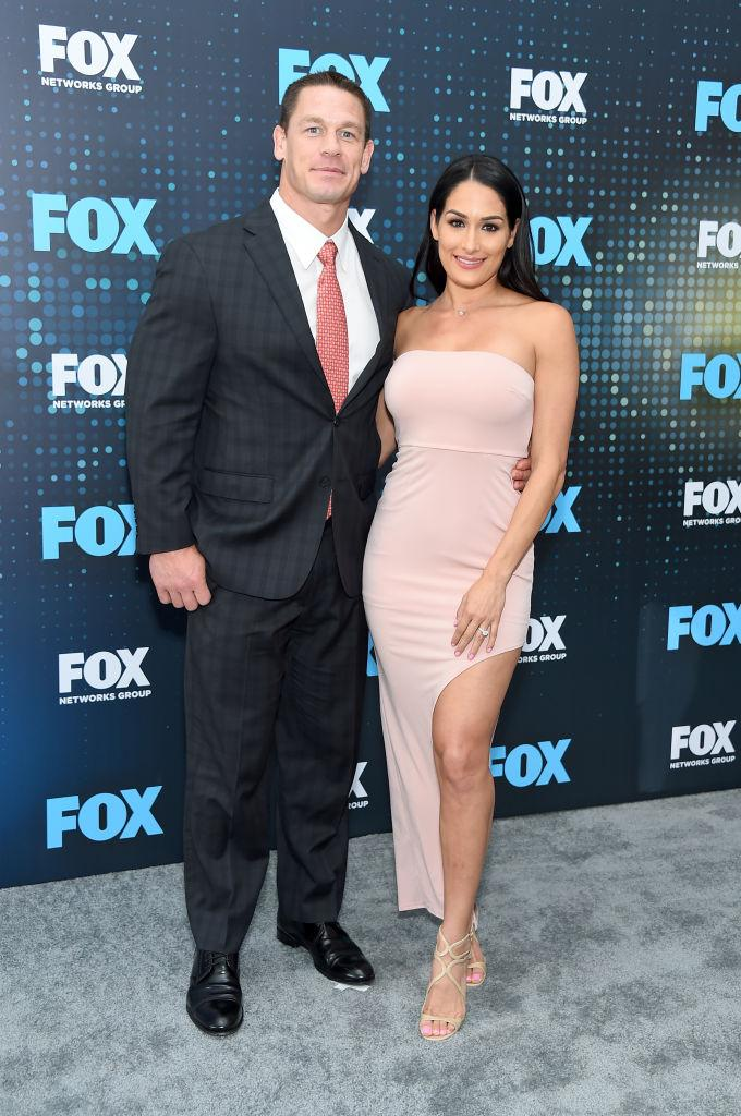 are john cena and nikki bella still dating 2014