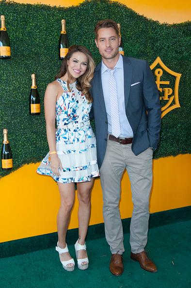 Chrishell Strause, Justin Hartley