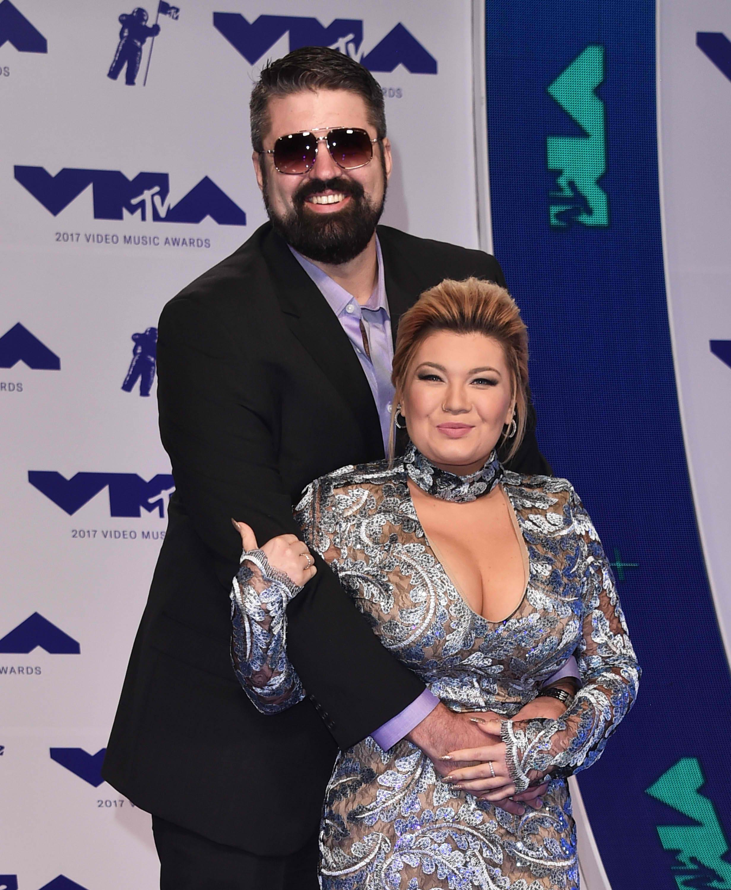Baby Joy! Teen Mom Amber Portwood Confirms Second Pregnancy