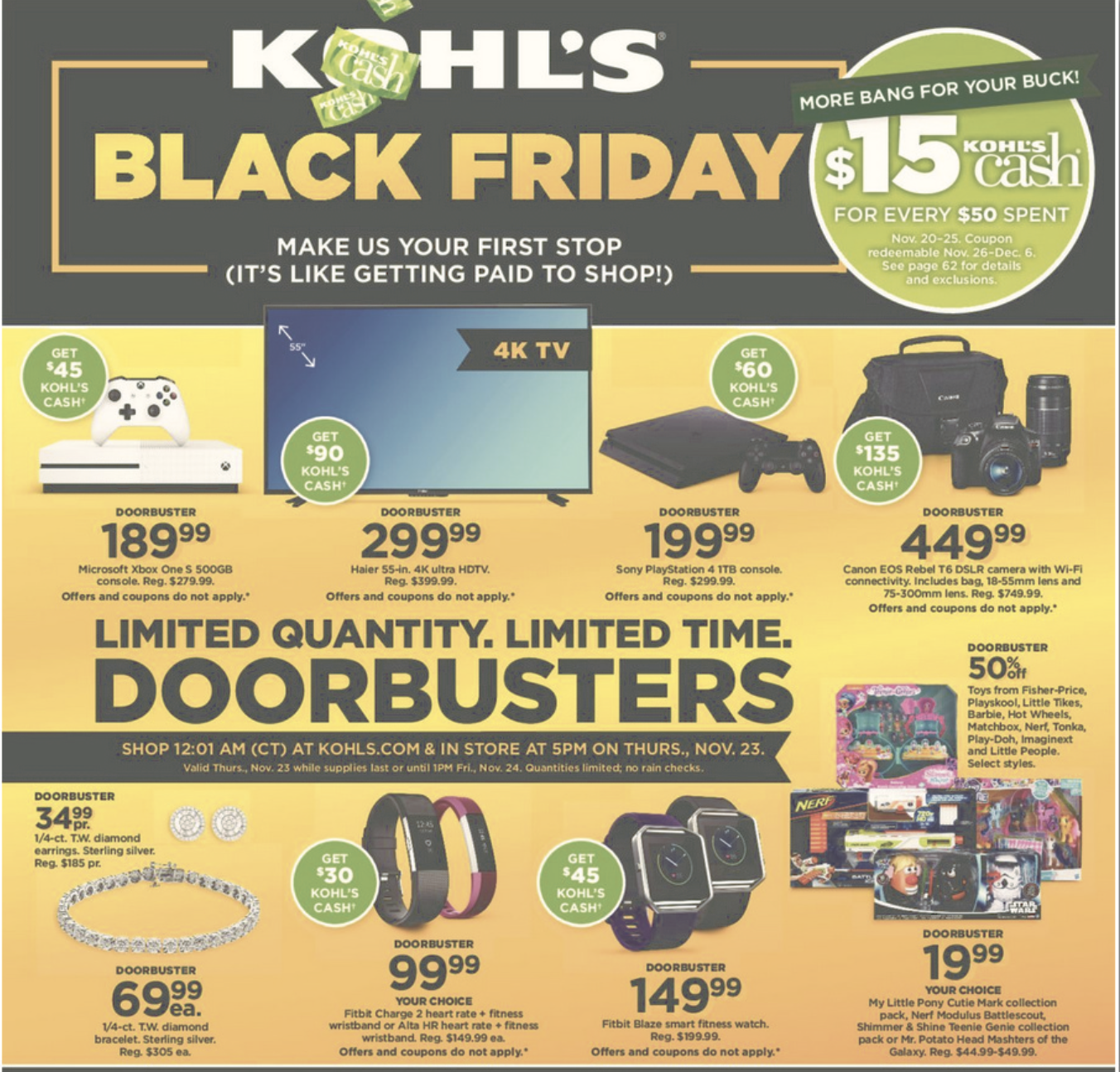 Black Friday 2017 Ads And Deals Every Leaked Electronics