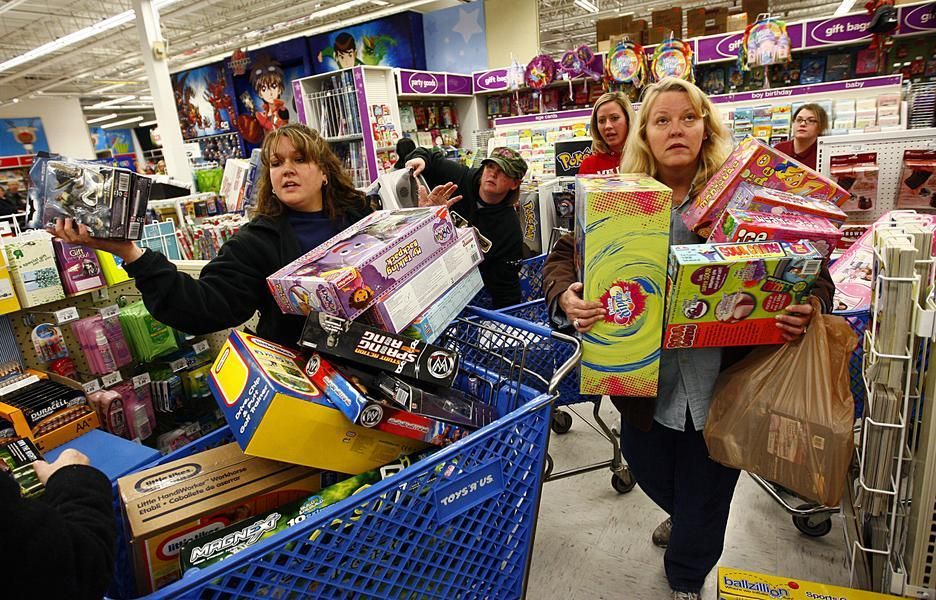 Cyber Monday: US Shoppers Flock to the Internet for Deals