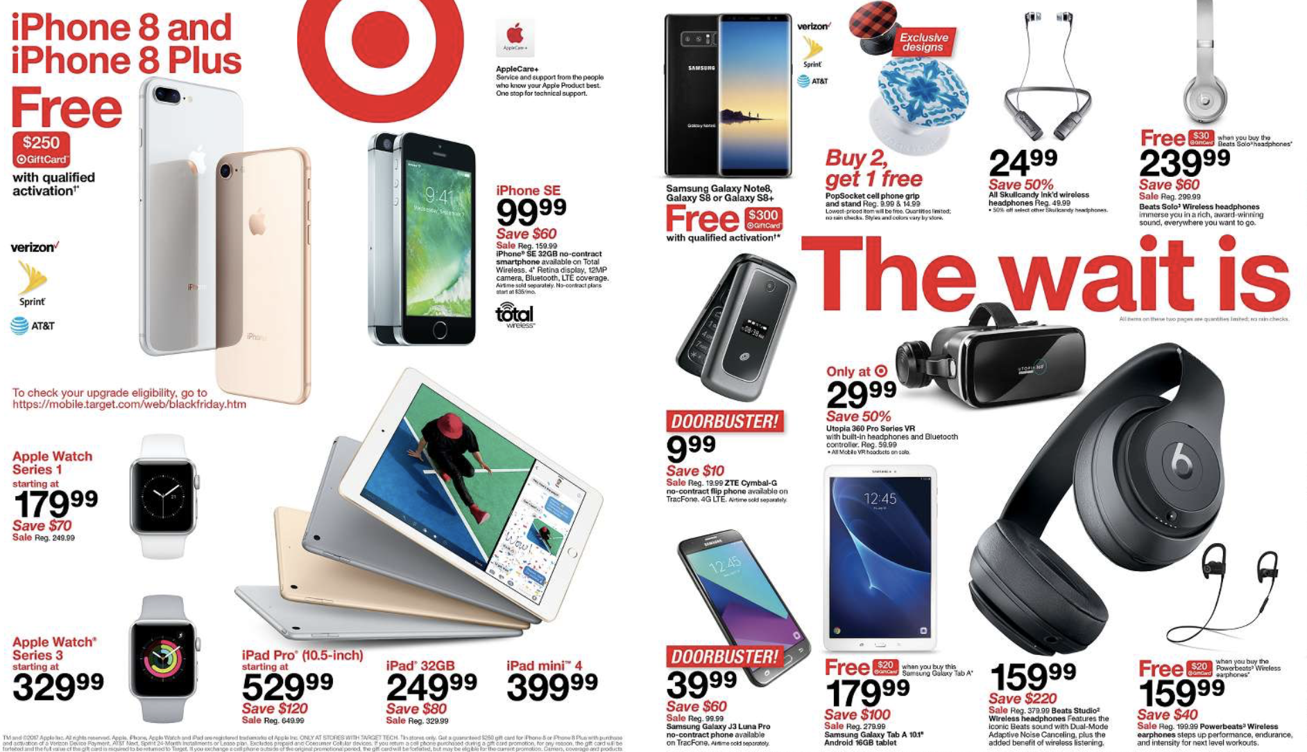 target iphone sale target black friday 2017 ad deals on tvs iphones xbox 13084
