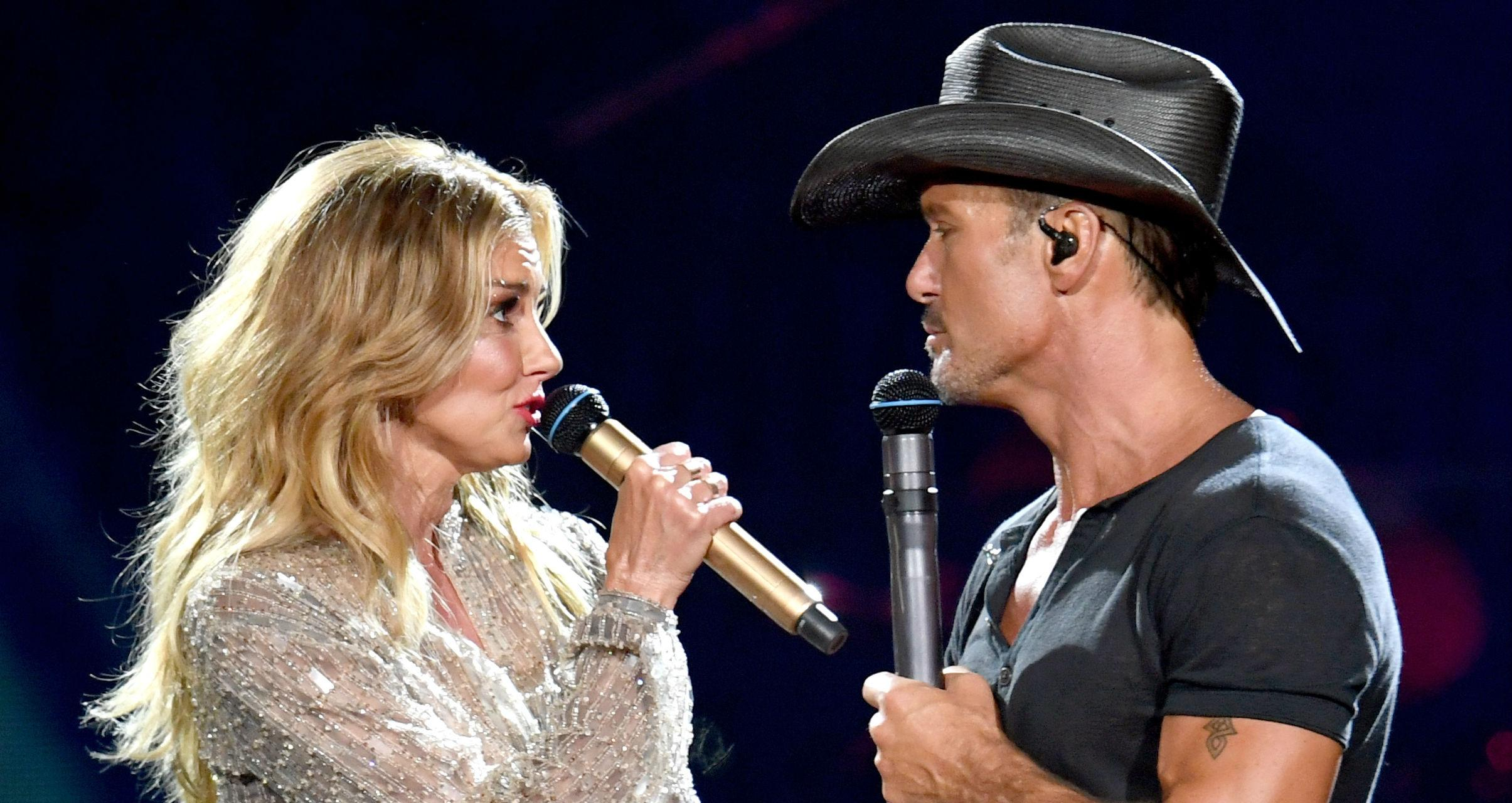 Inside Tim McGraw and Faith Hill's Showtime Concert Special