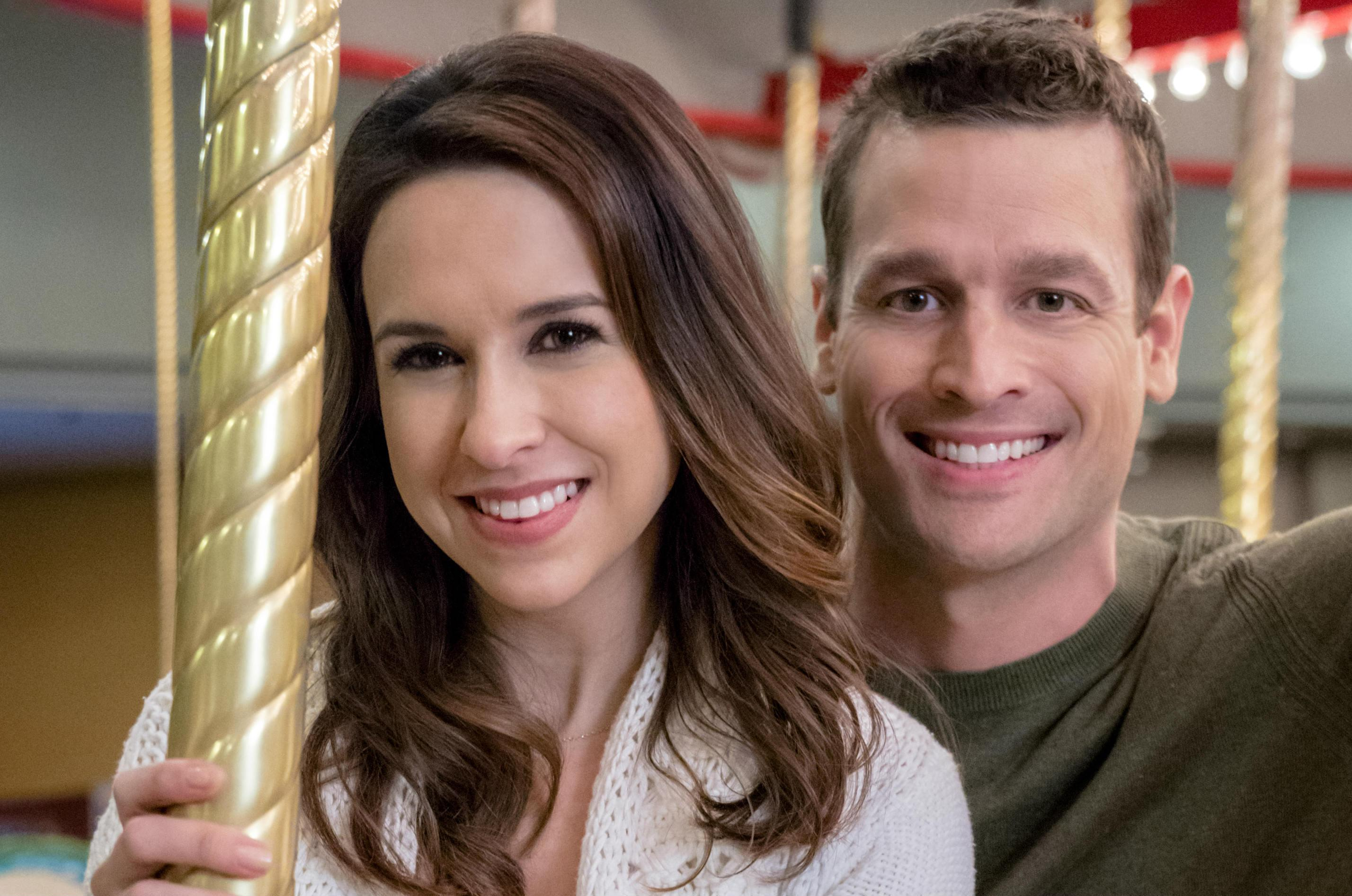 The Sweetest Christmas.Hallmark Channel S The Sweetest Christmas Premiere Meet