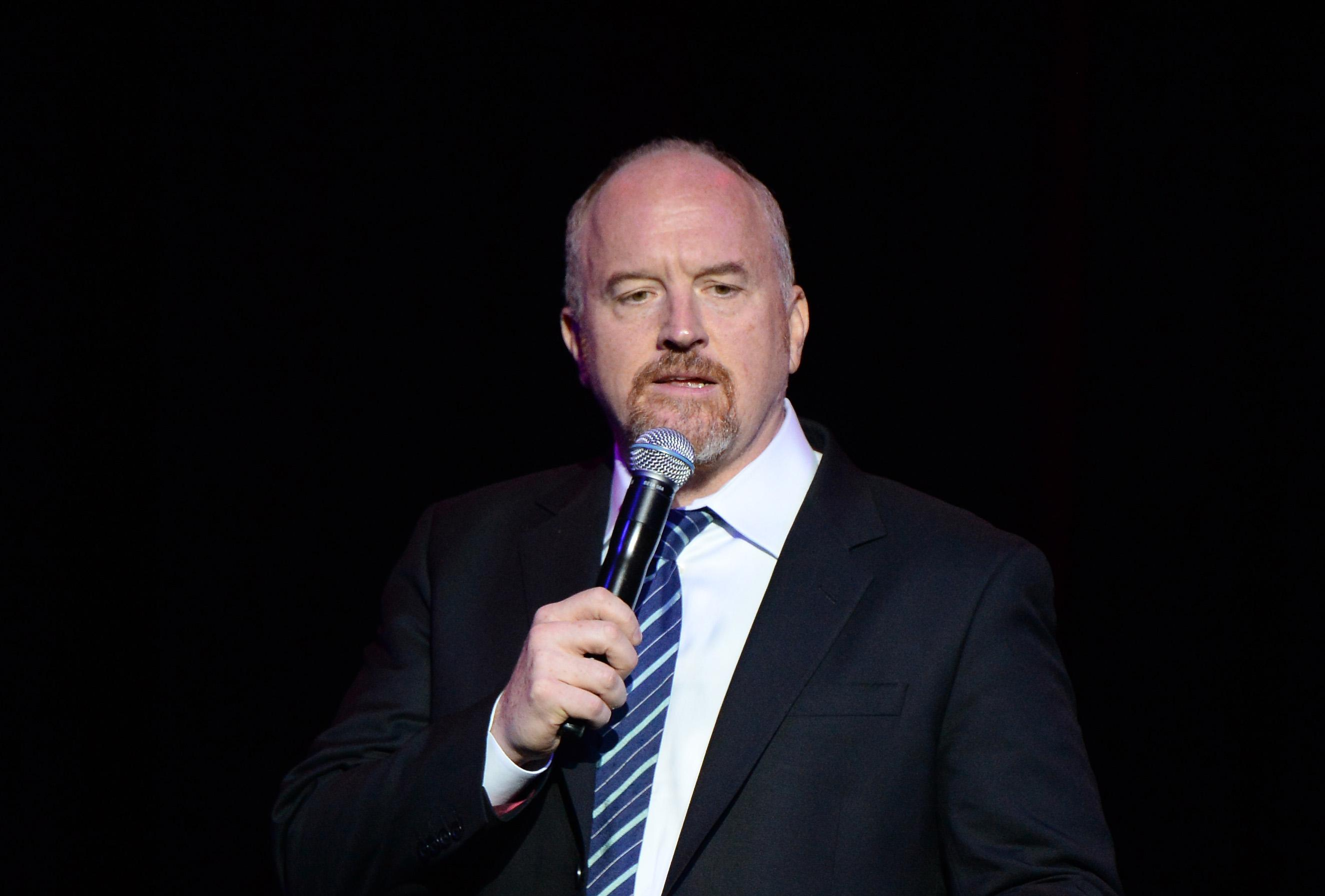 Tonight's NYC premiere of Louis CK's new movie has been cancelled