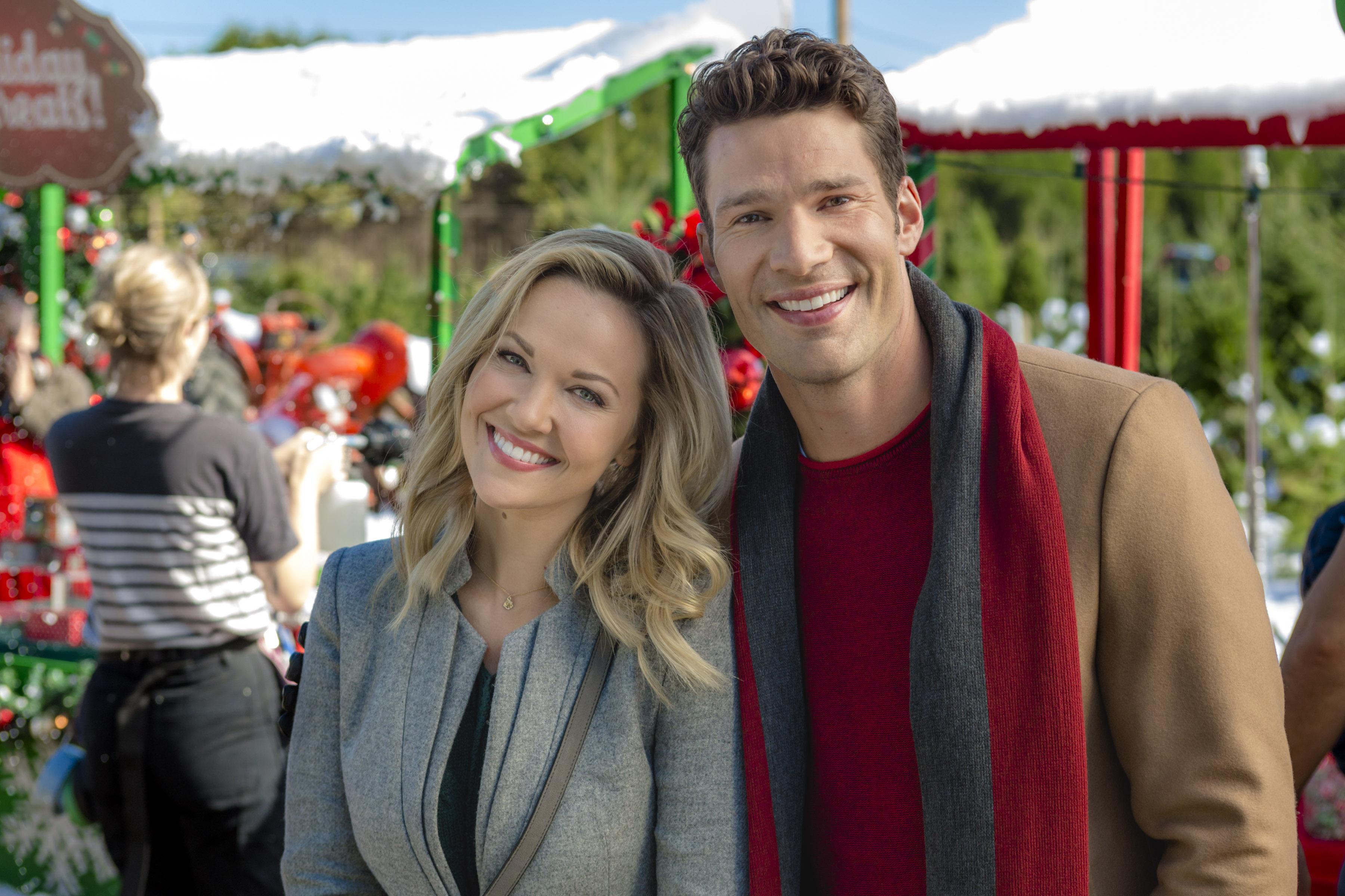 Hallmark Channel \'With Love, Christmas\' Premiere: Meet The Cast ...