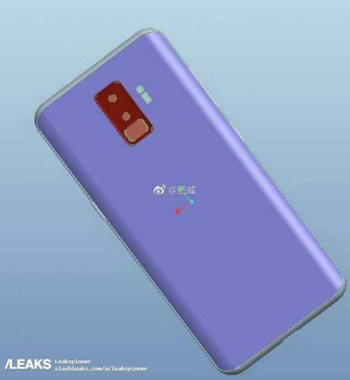 Slash Leaks Galaxy S9 CAD Leak