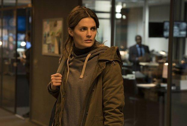 'Castle' star Stana Katic's suspense thriller 'Absentia' is picked up by Amazon