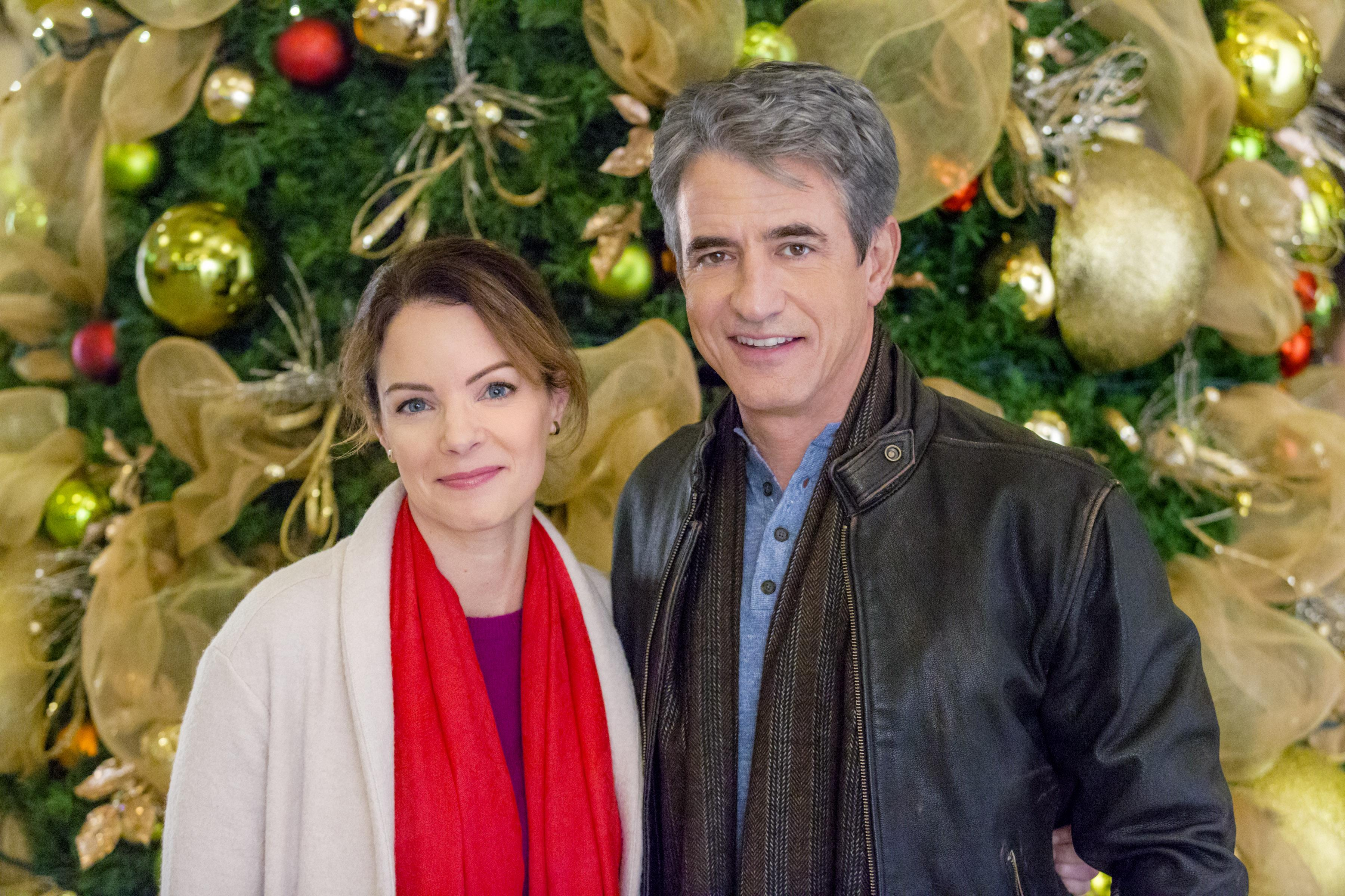 Hallmark Channel \'The Christmas Train\' Premiere: Meet The Cast ...