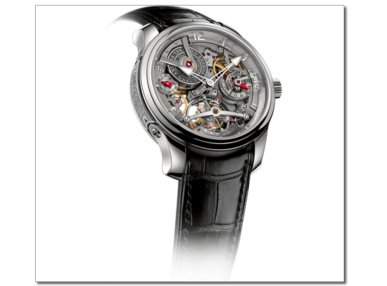 Greubel Forsey - double tourbillon 30º