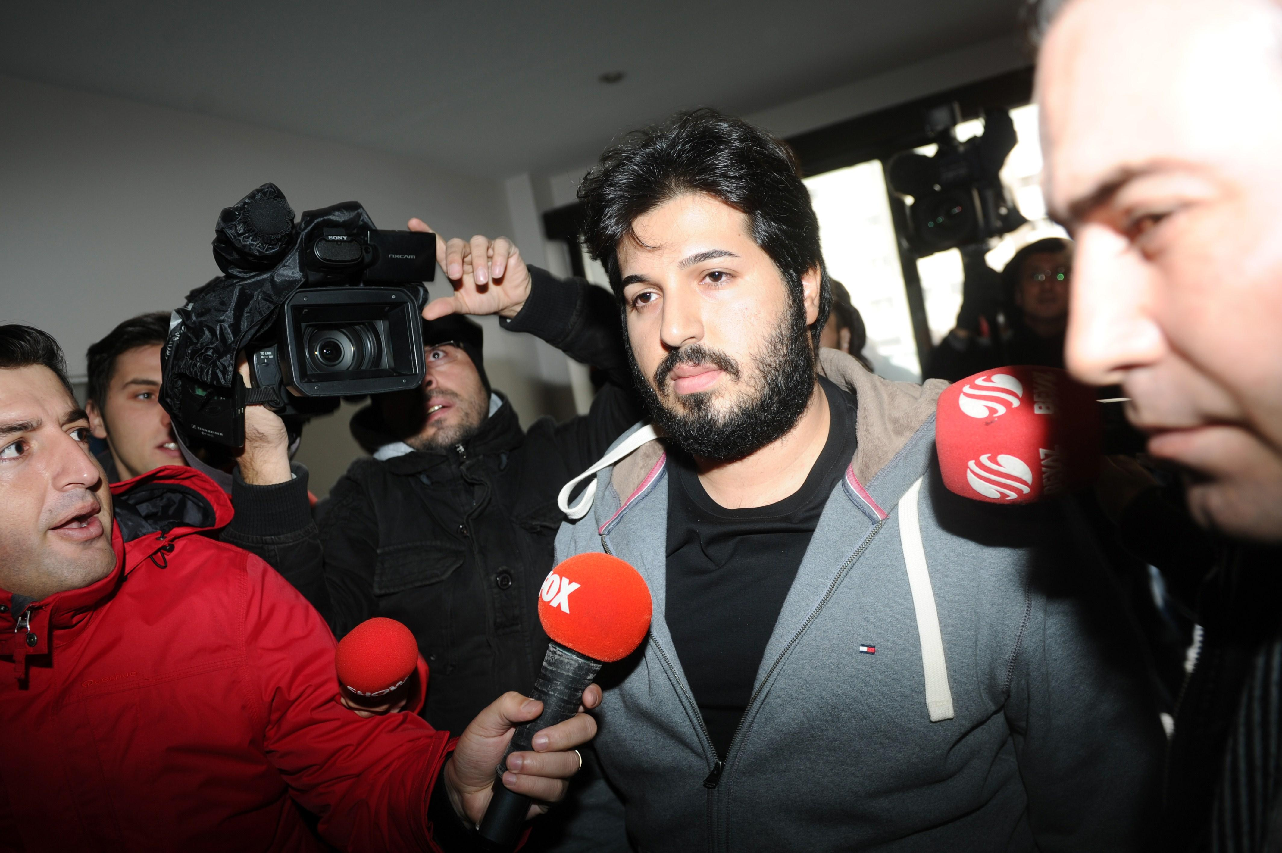 U.S. tells Turkey trader Riza Sarraf's health is 'good'