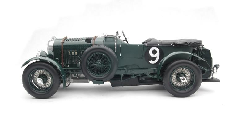 Bentley Blower 2nd Le Mans