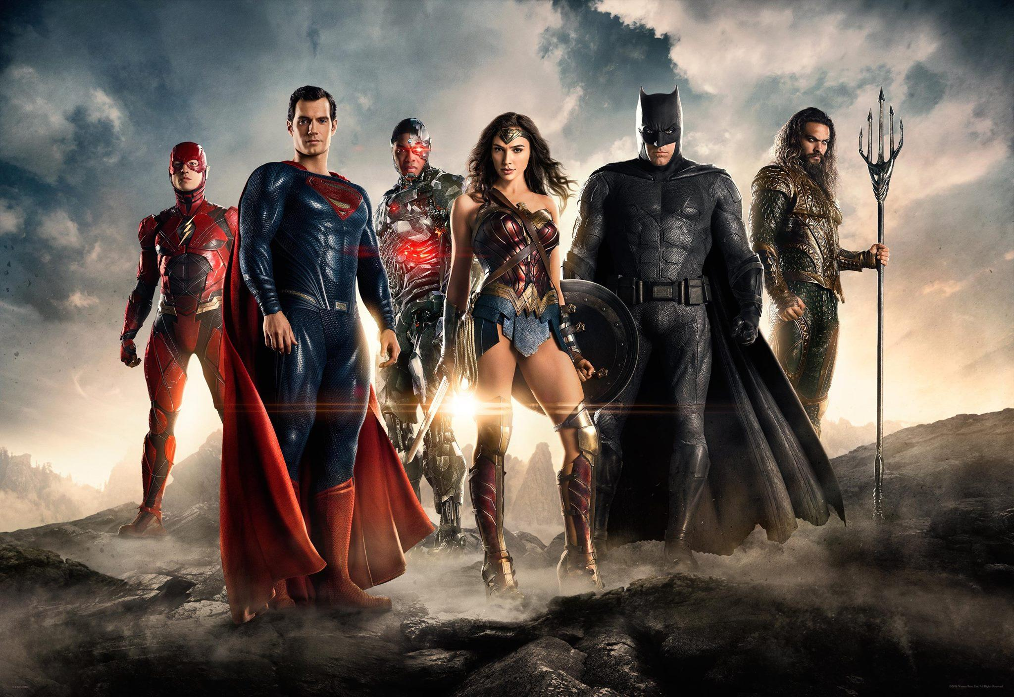 'Justice League' Opens To DCEU Low $96 Million