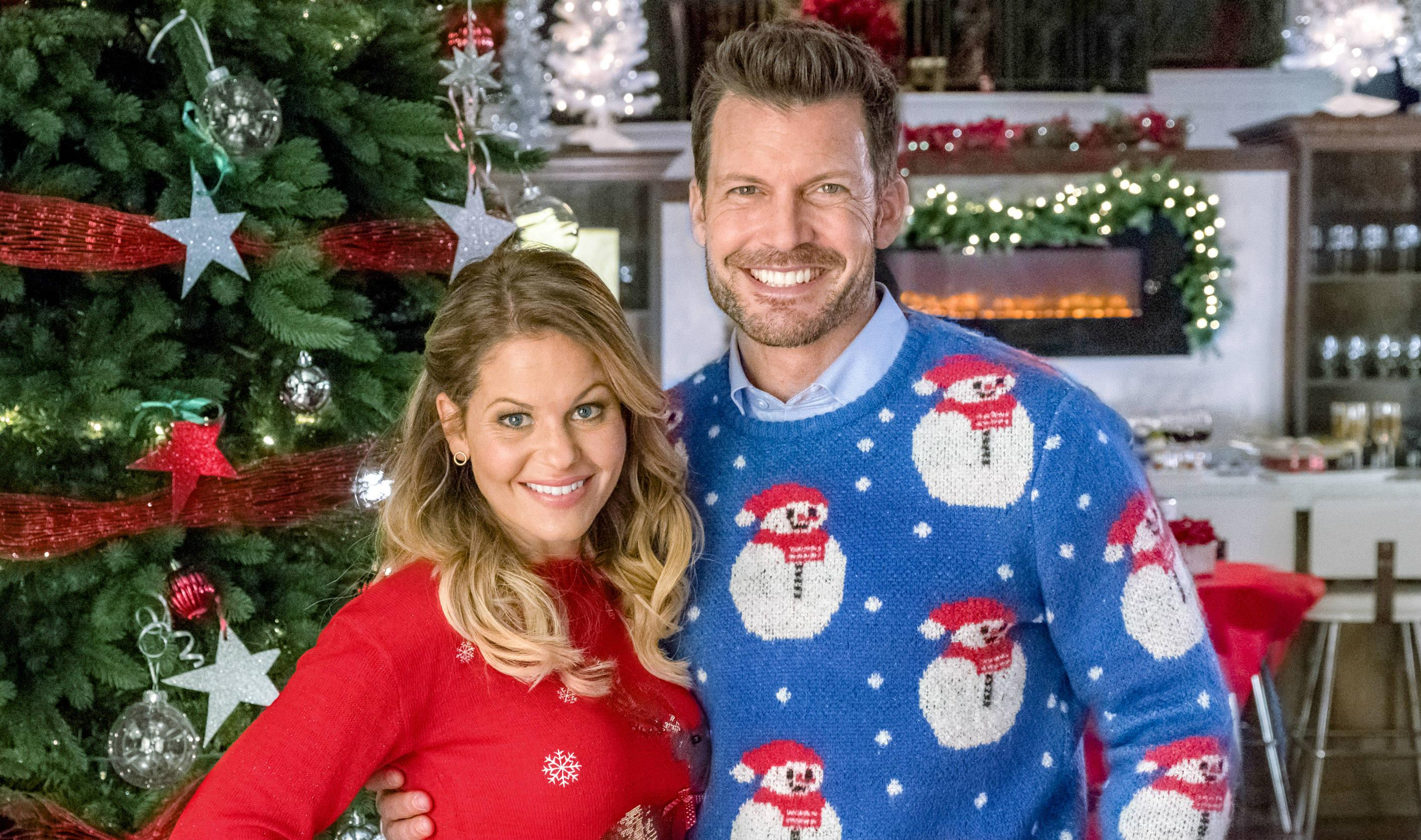 Hallmark Channel \'Switched For Christmas\' Premiere: Meet The Cast ...