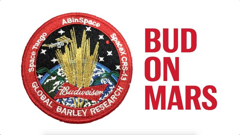 Budweiser Wants to Be the First Beer on Mars