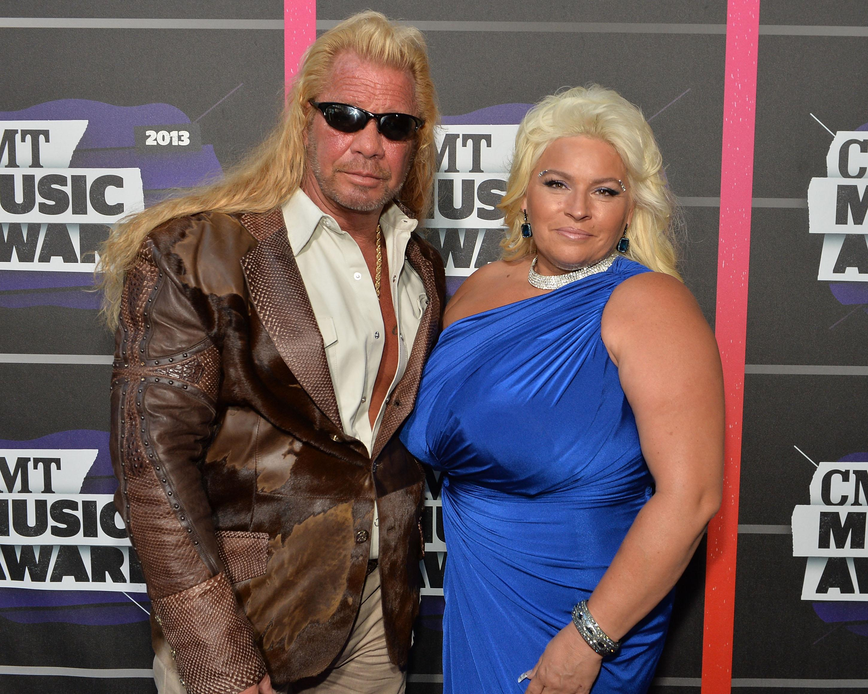 Dog the Bounty Hunter Shares Twitter Photo of Wife in Hospital Bed