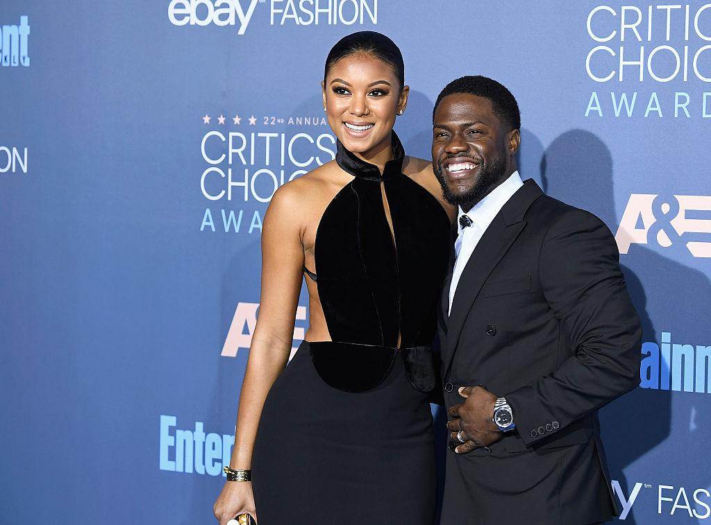 Oh Baby! Kevin Hart Finally Welcomes Newborn Baby:
