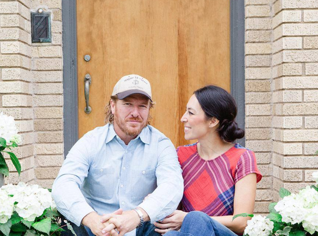 Chip and Joanna Gaines of HGTV's 'Fixer Upper' Expecting Fifth Child Together