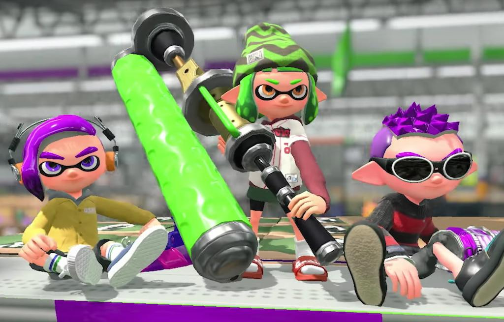 Lots of Fresh New Content on the way for Splatoon 2