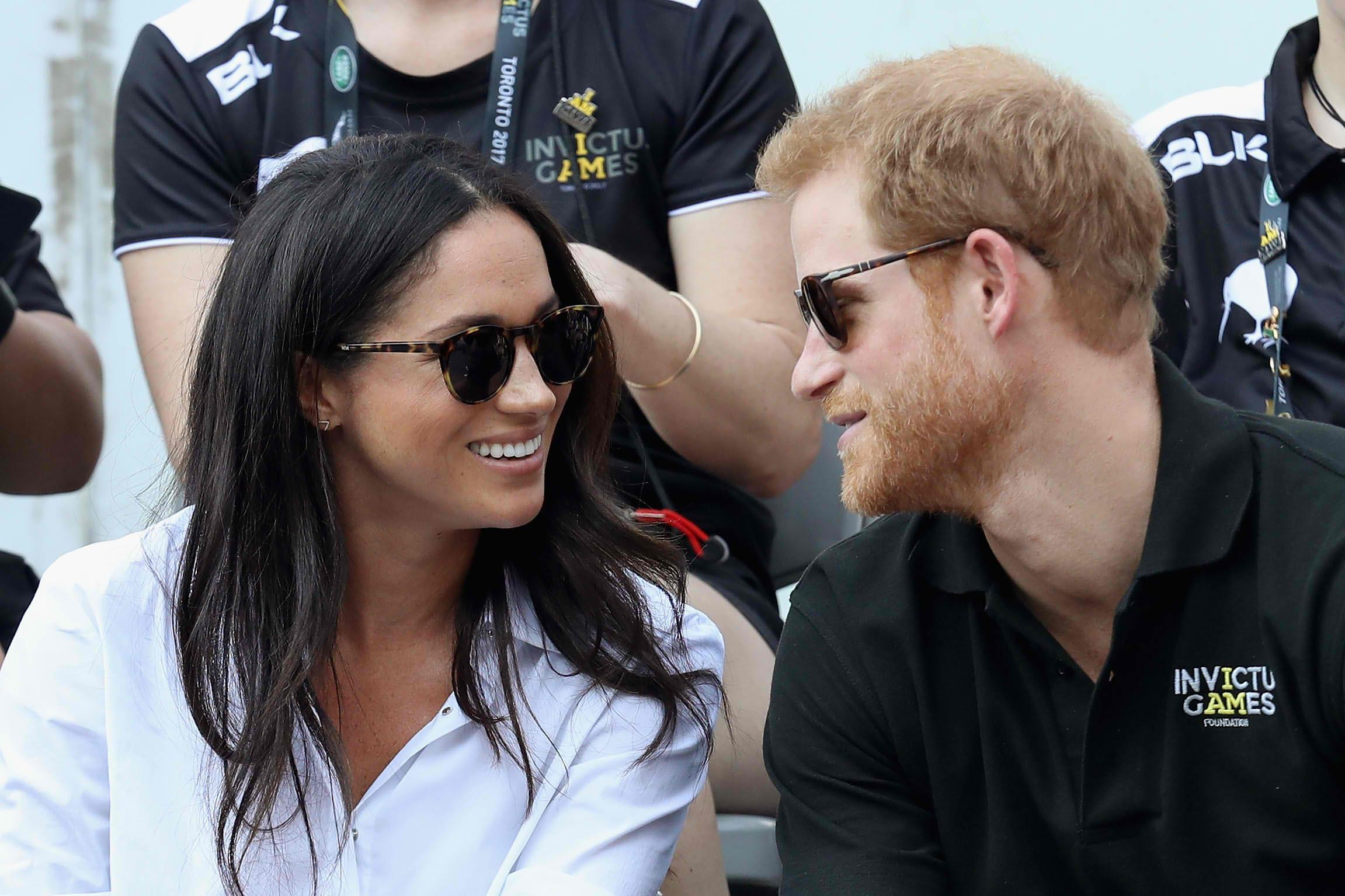 Royal family reportedly thrilled with Prince Harry's engagement