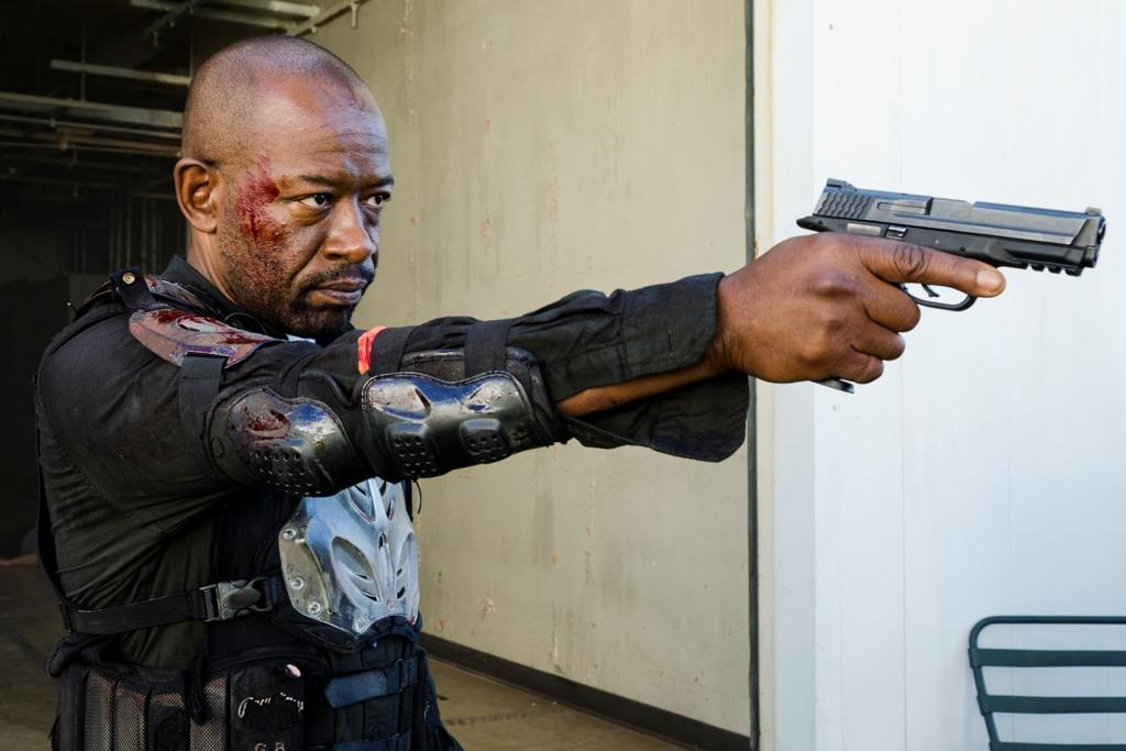 Morgan to Cross Over from The Walking Dead to Fear!