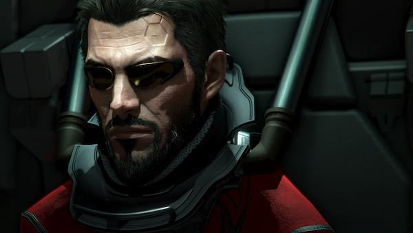 Square Enix CEO says reports of Deus Ex's death are greatly exaggerated
