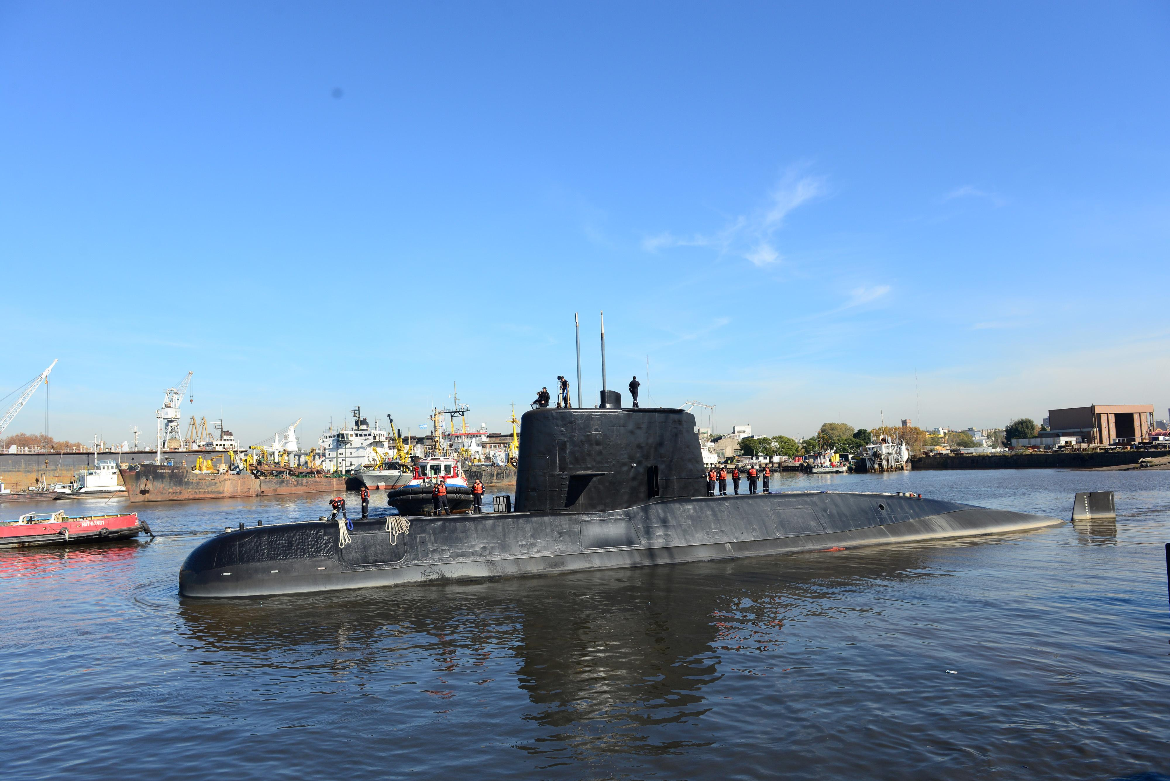 Search for Missing Argentinian Submarine Officially Ends