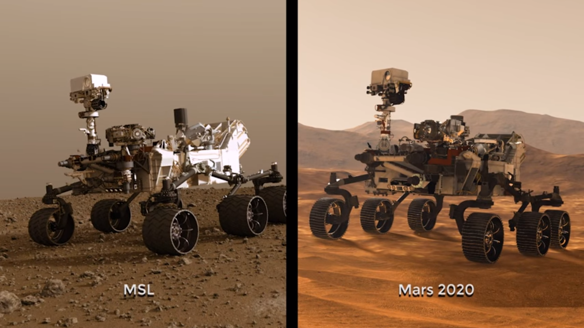 nasas mars rover mission and science ideas - photo #2