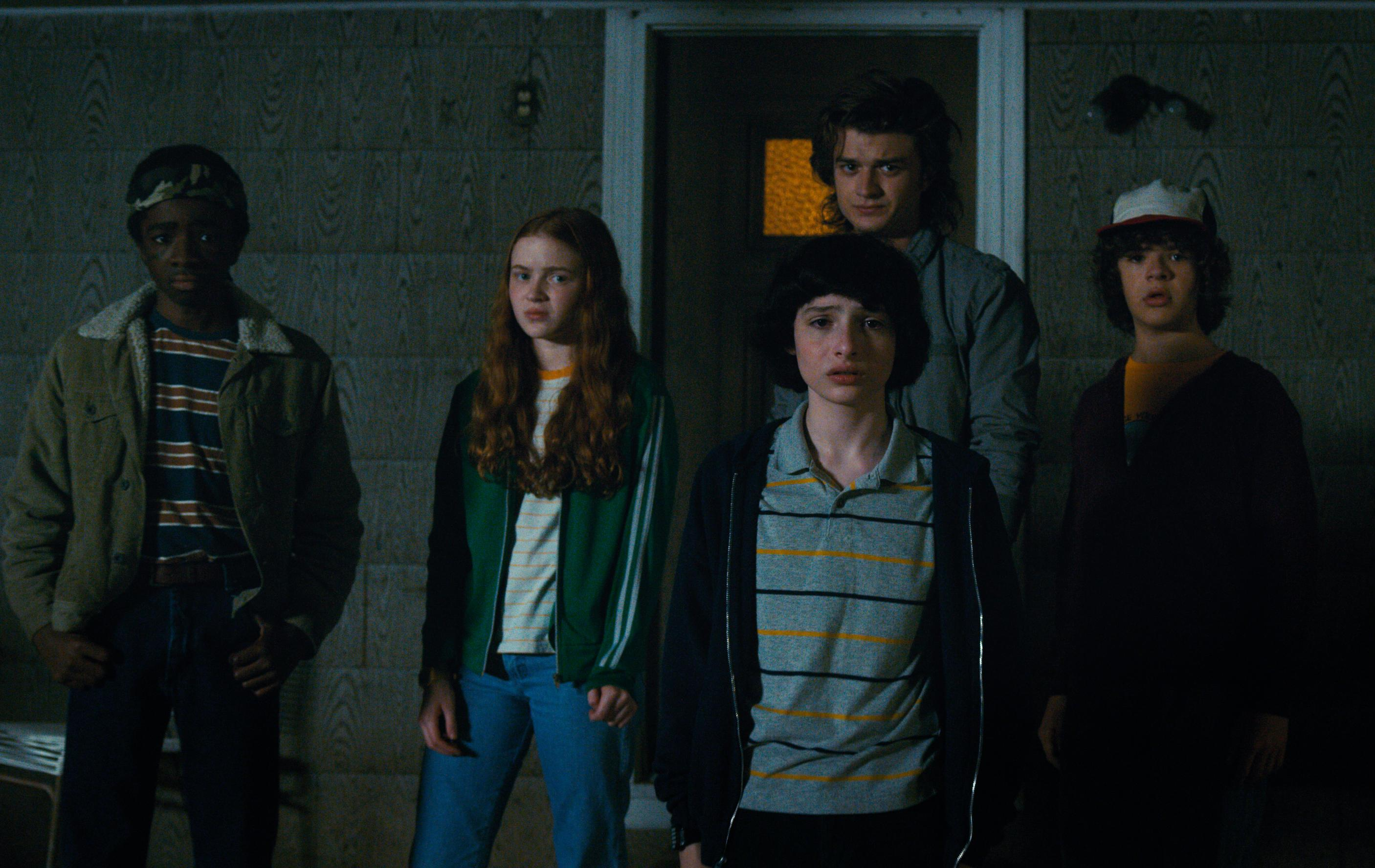 'Stranger Things' is coming back for a third season