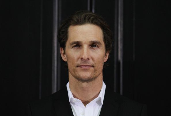 Matthew McConaughey Reveals His Dad Died While 'Making Love' To His Mother