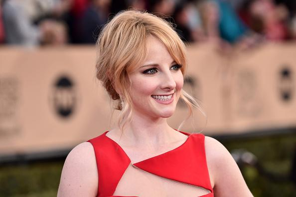 Melissa Rauch gives birth to daughter