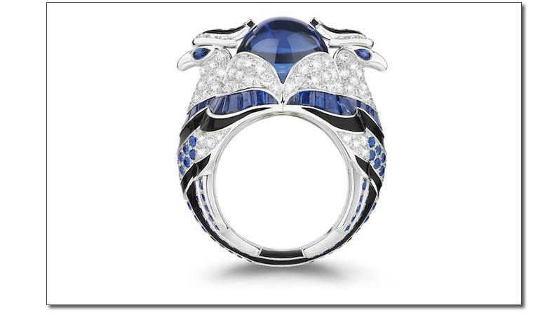 Boucheron - The Eagle Chinha Ring
