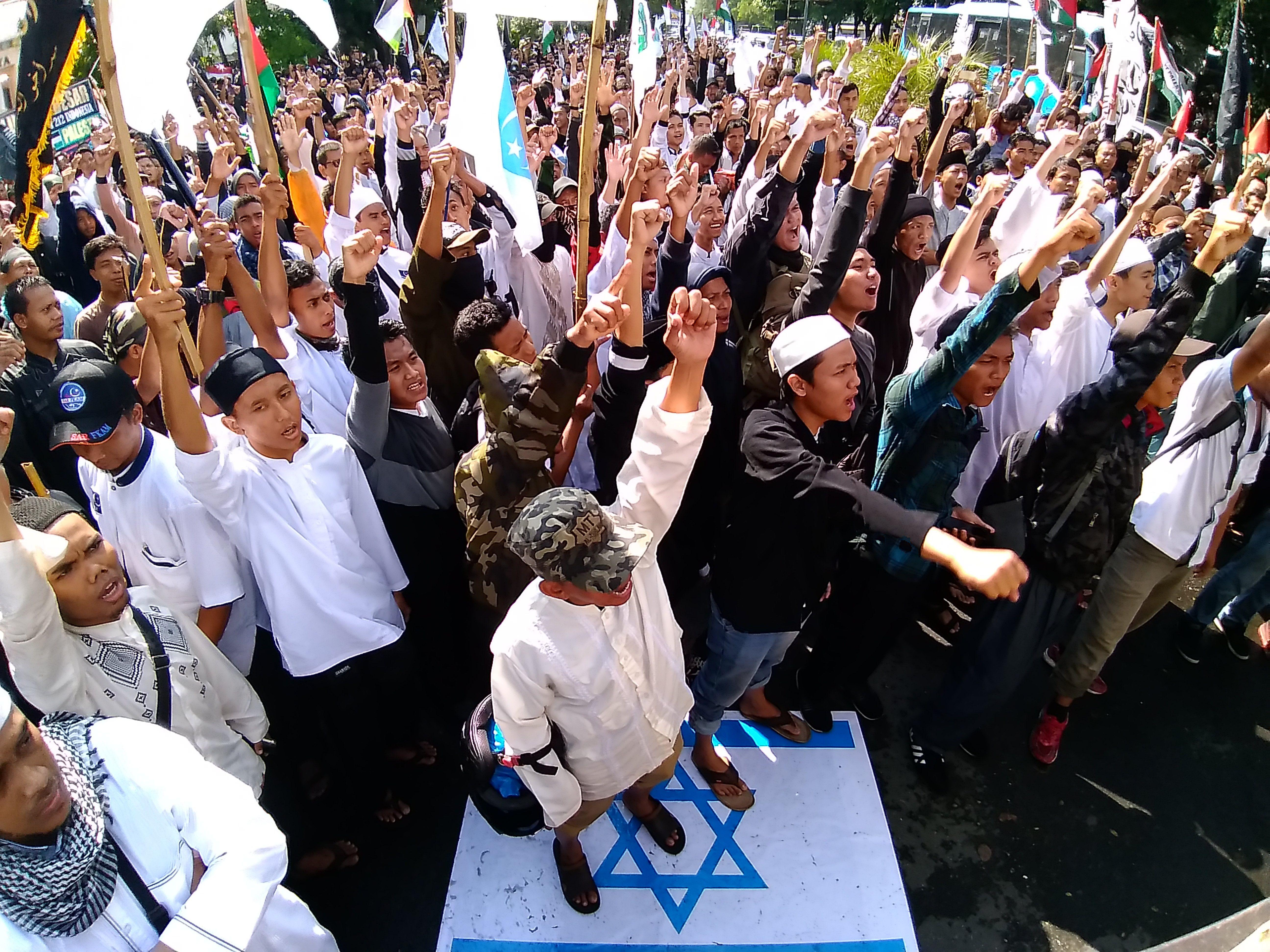 central java protest