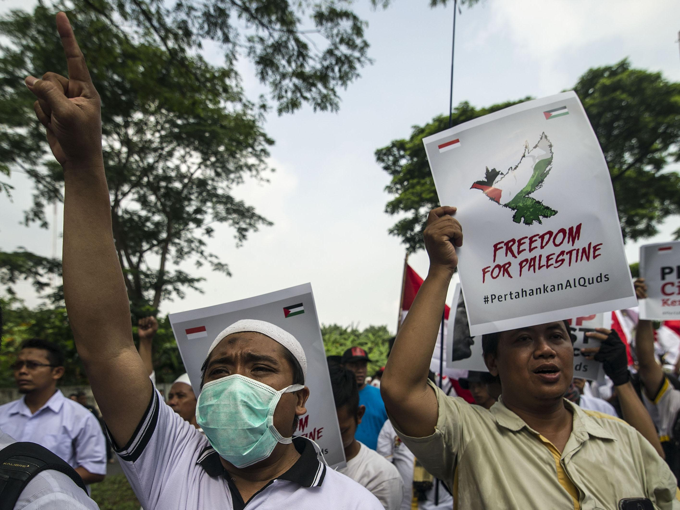 java protests