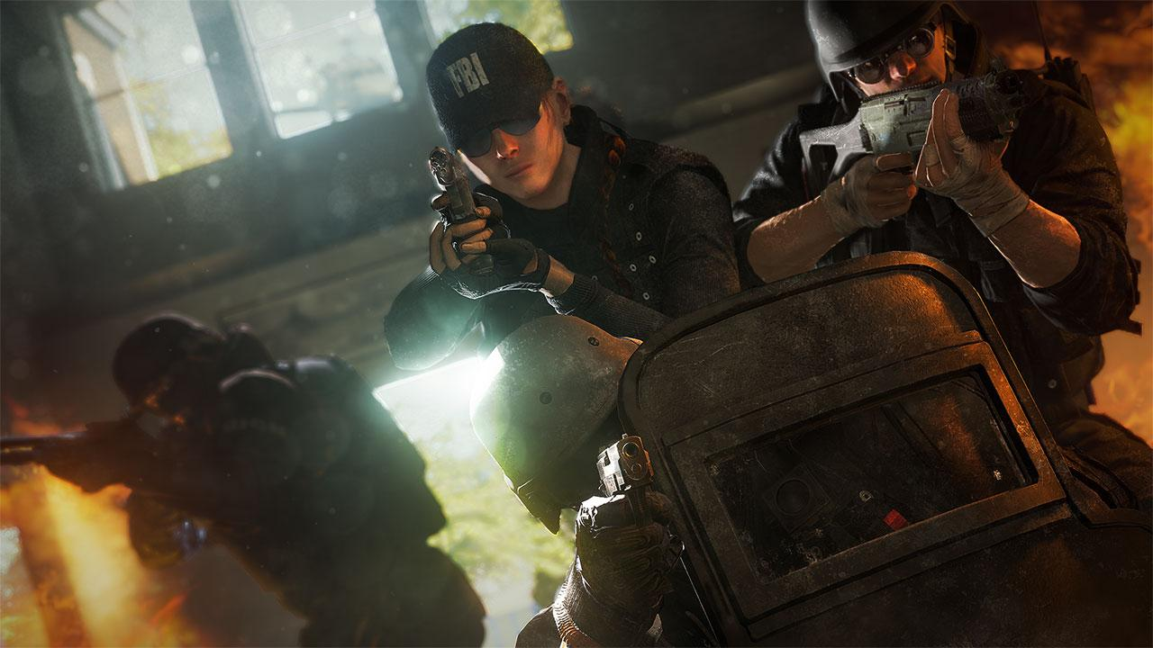 Rainbow Six Siege Operation White Noise' Expansion: Game
