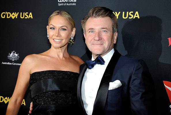 'DWTS' Pro Kym Johnson and 'Shark Tank' Investor Robert Herjavec Expecting Twins