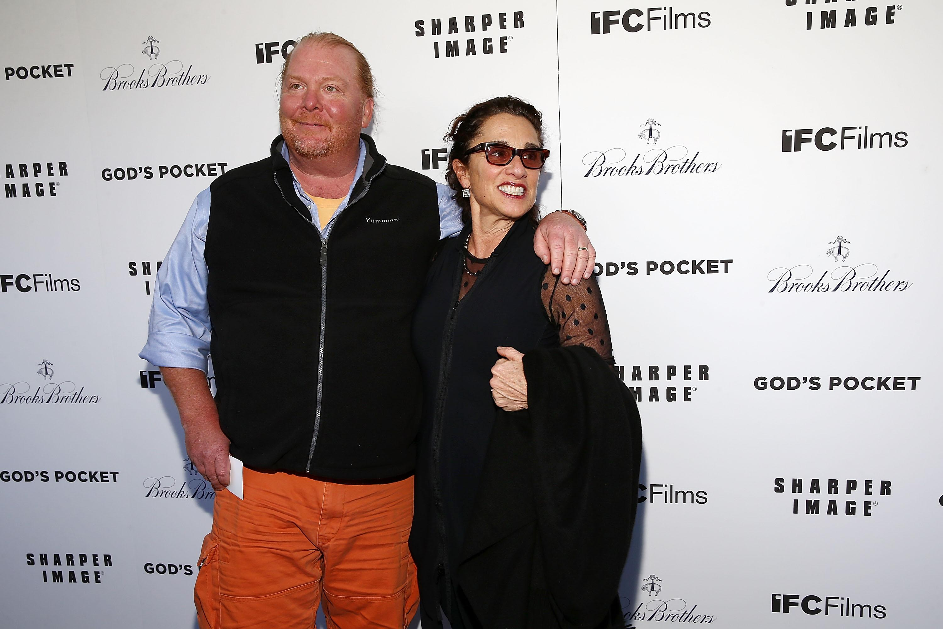 Mario Batali stepping down from his business after sexual misconduct accusations