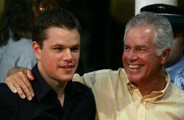 Matt Damon Asks for Prayers as His Father's Cancer Battle Continues