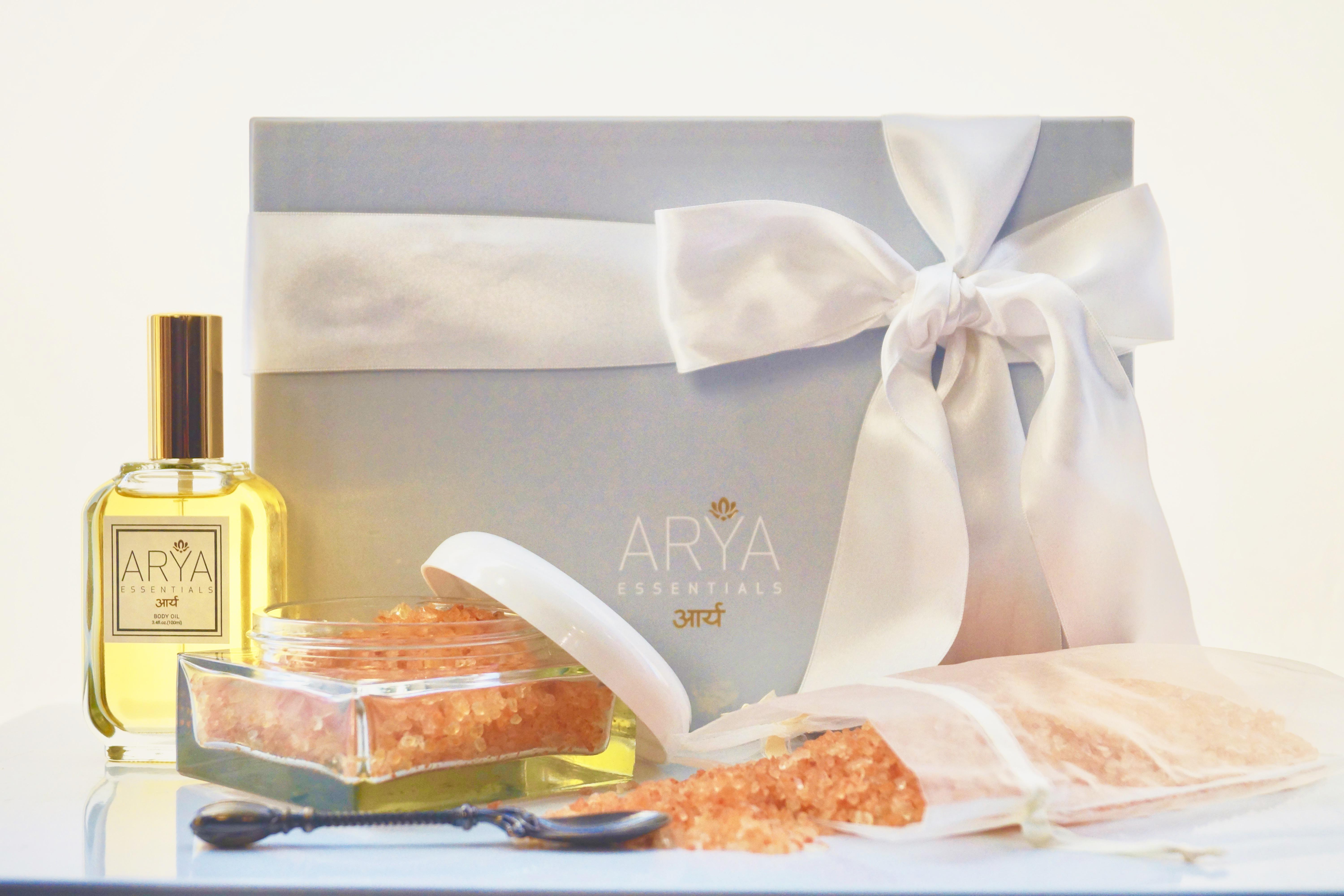 Gift Mom The Arya Essentials Treasured Body Experience This Holiday Season Photo