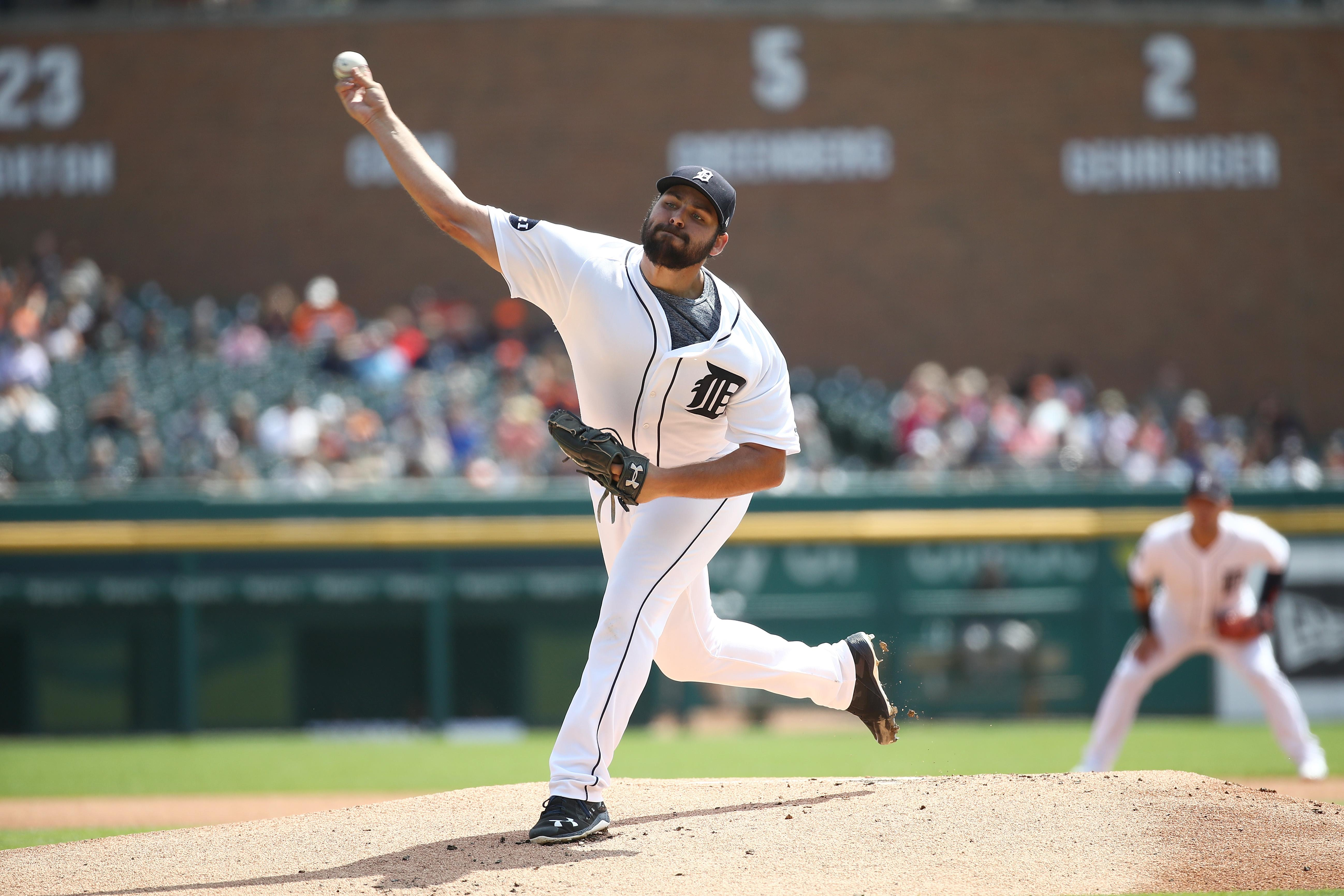 Rangers, Yankees interested in Tigers pitcher Michael Fulmer