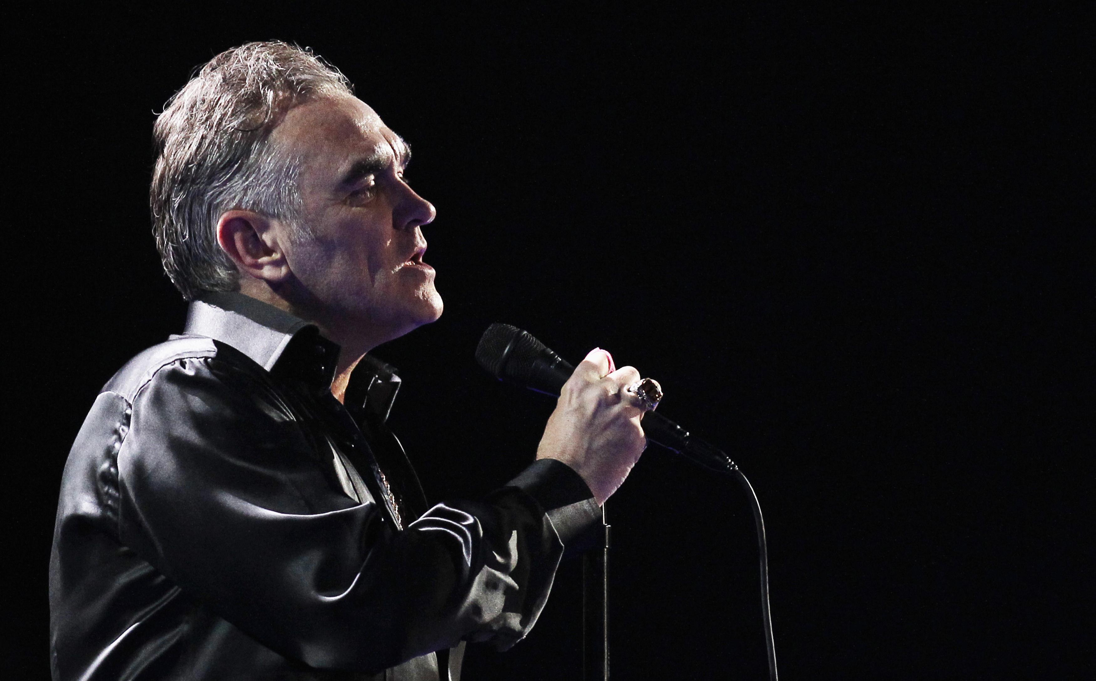 Morrissey issues statement on controversial Kevin Spacey and Harvey Weinstein comments