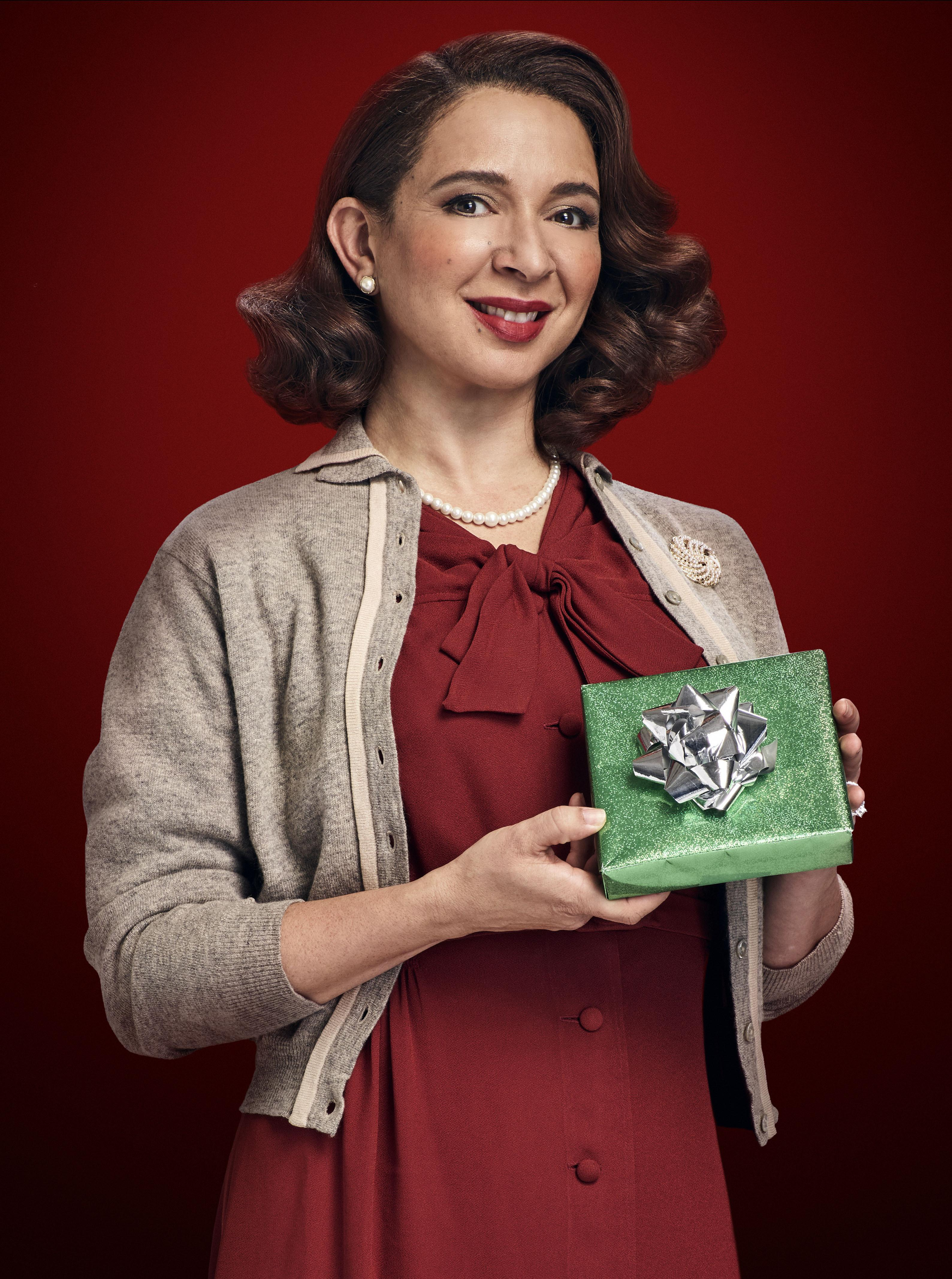 maya rudolph stars as mother parker in a christmas story live photo tommy garciafox