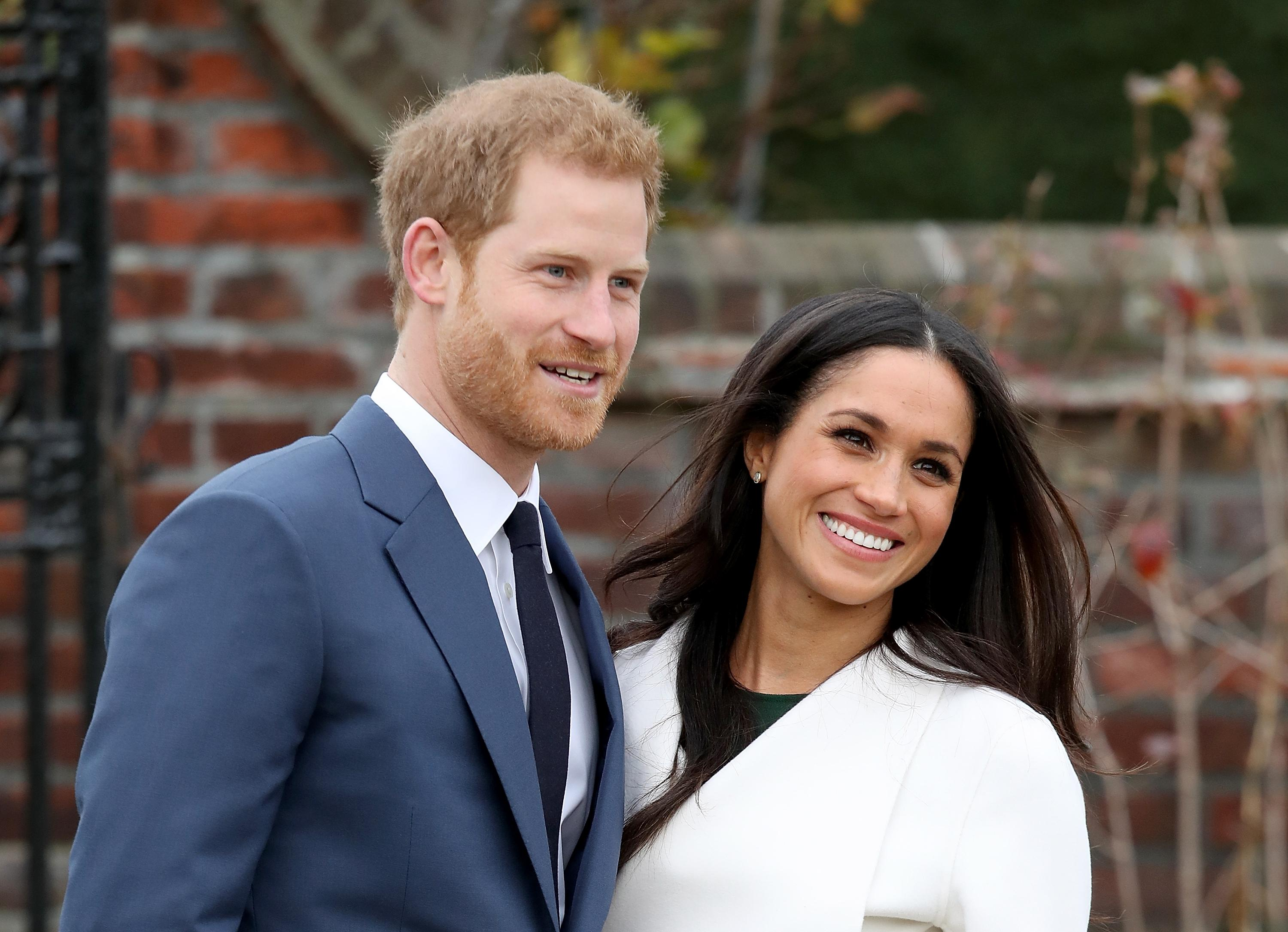 Prince Harry, Meghan Markle to marry on May 19: palace