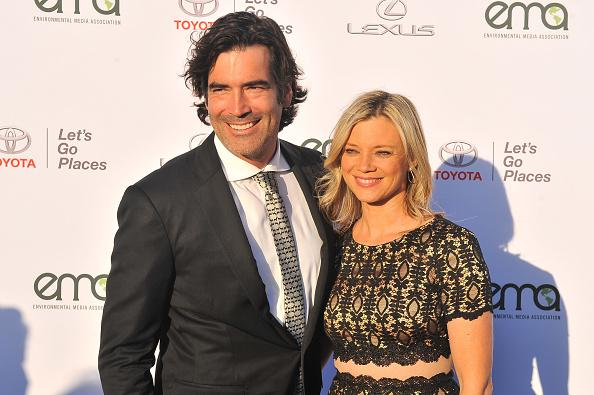 Amy Smart Defends Her Husband Carter Oosterhouse Amid Sexual Harassment Allegations