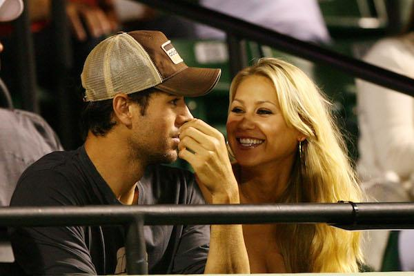 Enrique Iglesias and girlfriend Anna Kournikova welcome twin babies