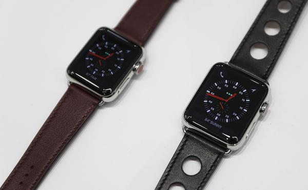Apple reportedly developing Apple Watch with built-in EKG heart monitor