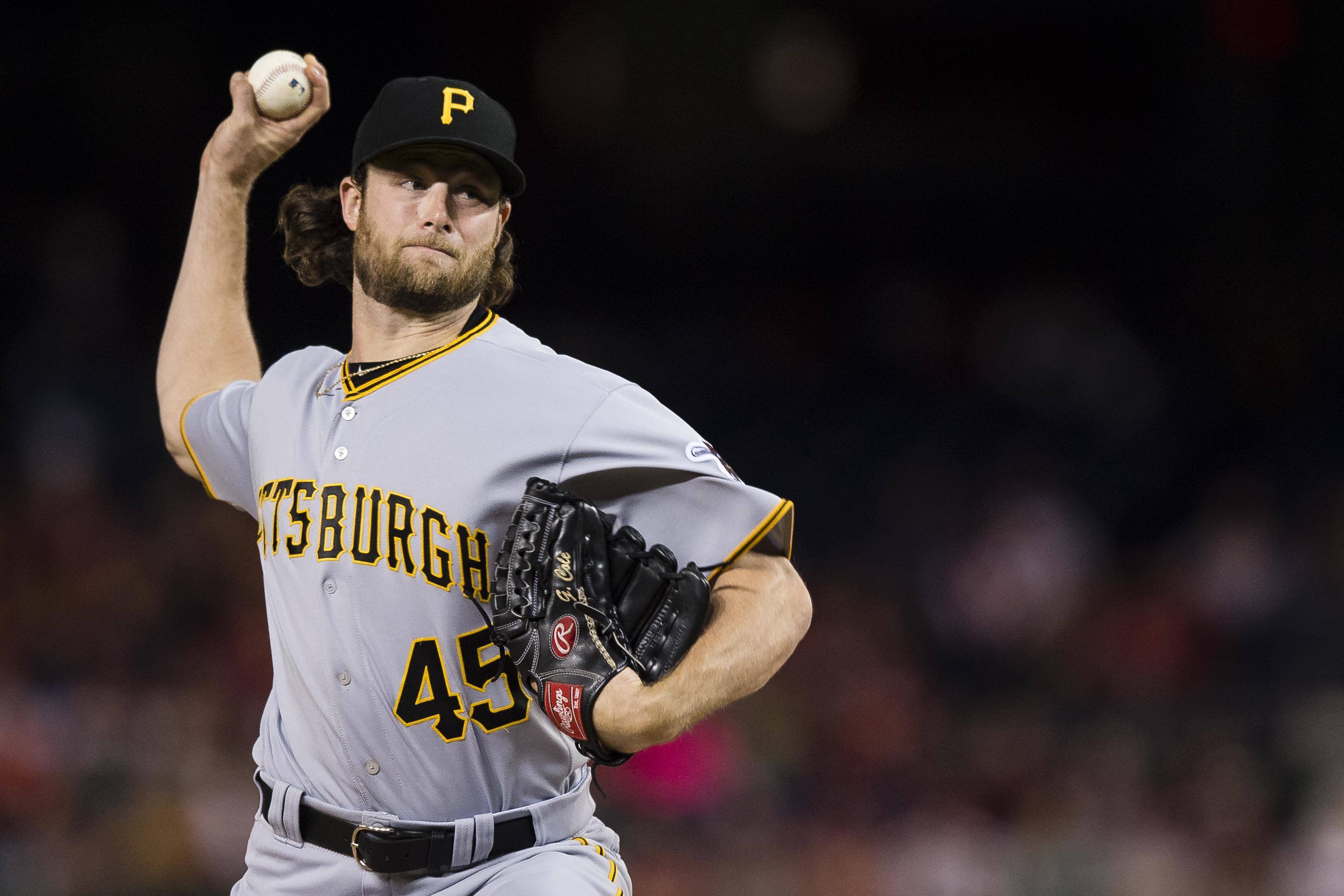 Yankees Working to Acquire Gerrit Cole From the Pirates